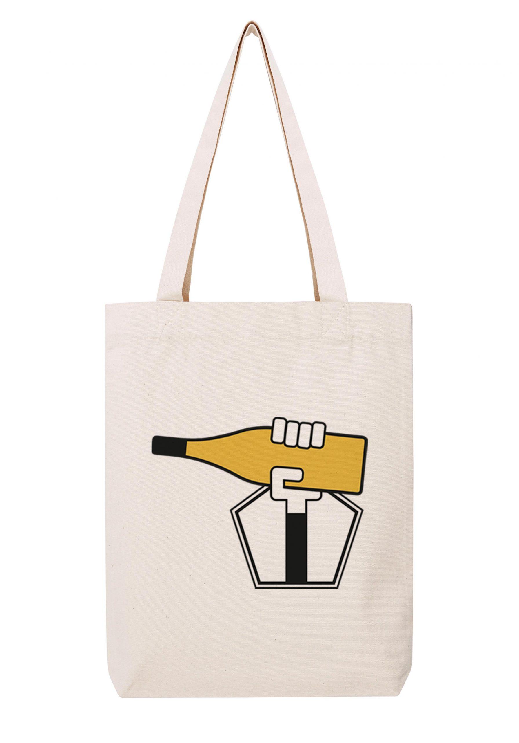 bourgogne homme blanc sac coton tote bag bio bocavi du vin dans ta penderie bouteilles viticole vigneron wine