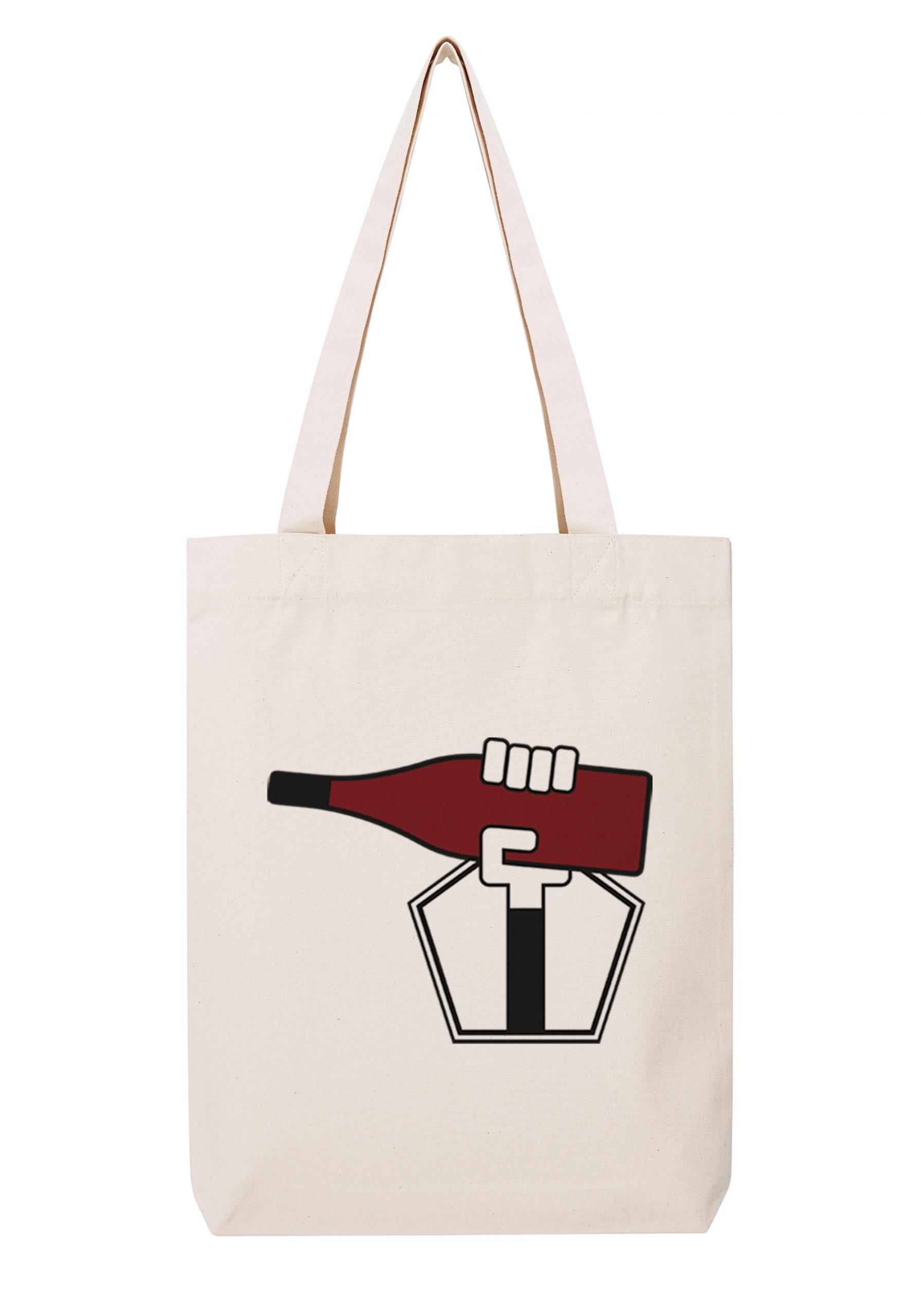 bourgogne homme rouge sac coton tote bag bio bocavi du vin dans ta penderie bouteilles viticole vigneron wine