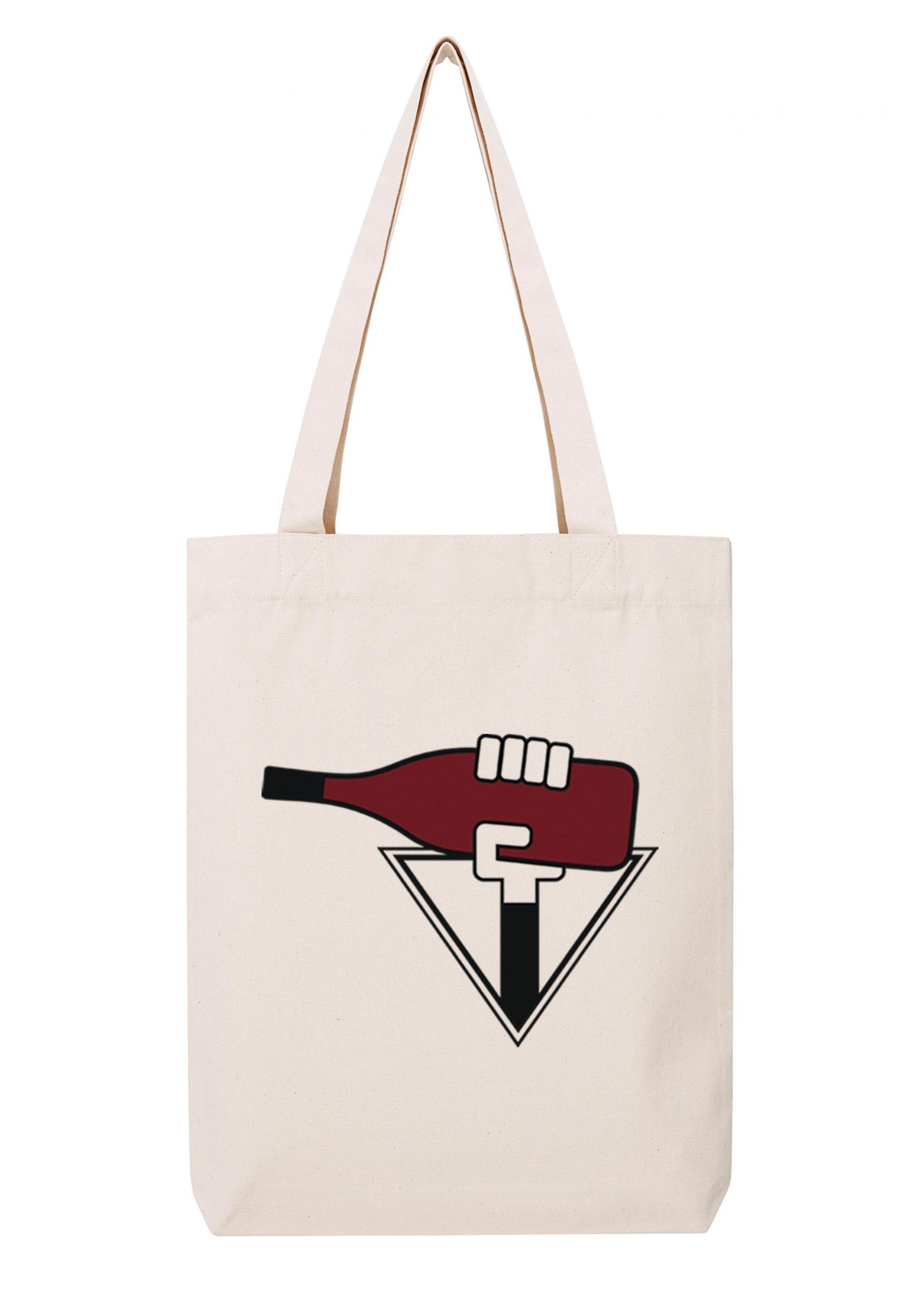 cote du rhone homme rouge sac coton tote bag bio bocavi du vin dans ta penderie bouteilles viticole vigneron wine