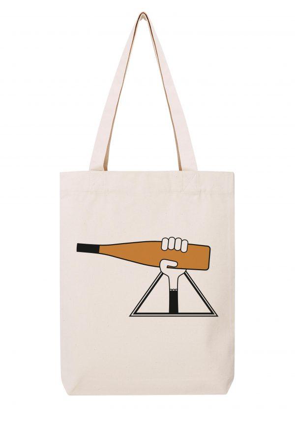 giwurztraminer femme sac coton tote bag bio bocavi du vin dans ta penderie bouteilles viticole vigneron wine